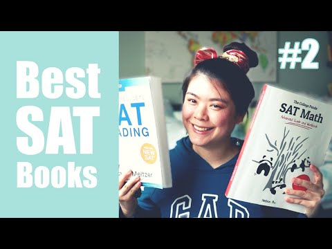 The best SAT Books for self study | SAT Self-Study Part 2 - YouTube