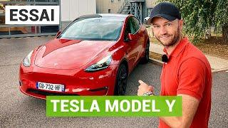 Essai Tesla Model Y : Le meilleur SUV électrique ?