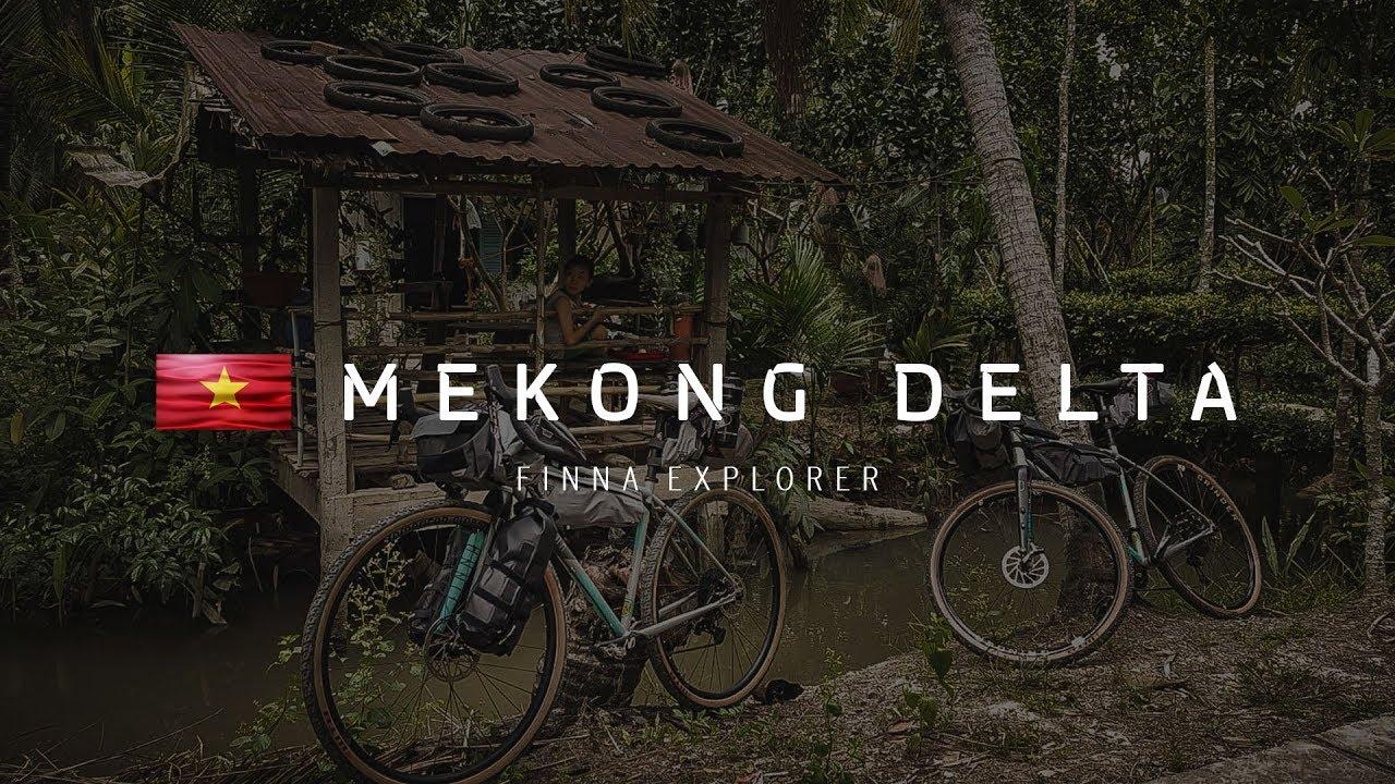 MEKOND DELTA BIKEPACKING // FINNA CYCLES
