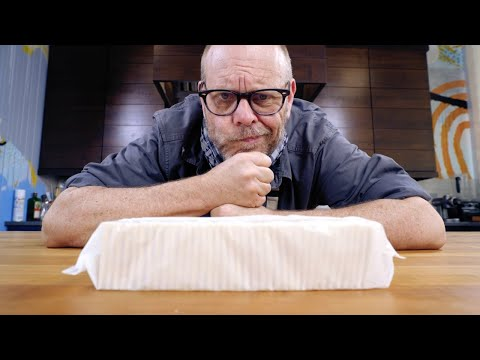 Great pantry raid saltine cracker hack by Alton Brown to help get you through your quarantine.