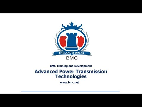 Advanced Power Transmission Technologies Training - YouTube
