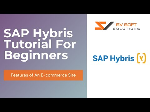 SAP Hybris Tutorial For Beginners   What is Hybris   Features of An ...
