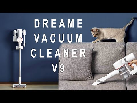 , title : 'Dreame V9 Cordless Handheld Vacuum Cleaner | 100000RPM Brushless Motor | Xiaomi Sub Brand'