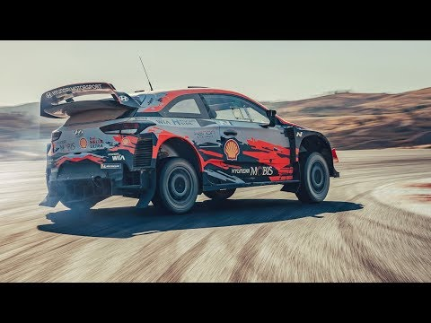 How to Launch a WRC Car | Top Gear