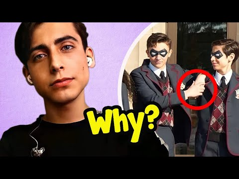 Why Aidan Gallagher Doesn't Have a GIRLFRIEND? 🤔