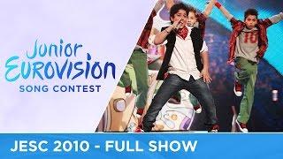 Junior Eurovision Song Contest 2010 - Full Show