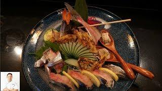 Whole Horse Mackerel: Aaron Lau – Master Sushi Chef Series