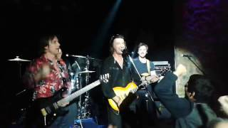 NEWMAN - One Step Closer Live In Athens 2-20-2016 Melodic Rock AOR