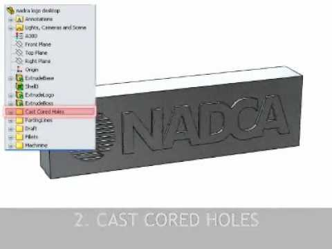 Video Managing CAD Features