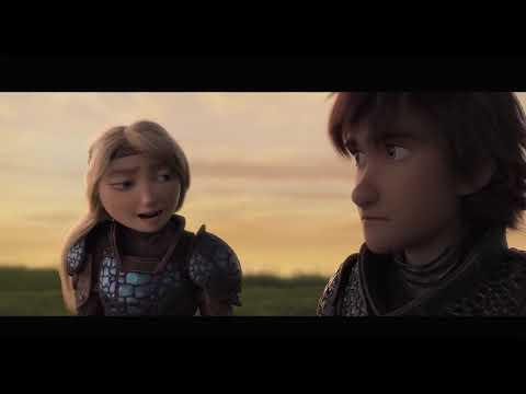 """Как приручить дракона """"Ты же девочка война"""""""