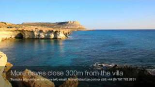 preview picture of video 'Villa Athena is a brand-new, privately owned luxury villa in Kapparis'