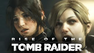Rise of the Tomb Raider - Акрополь. Жесткий Замес! #10