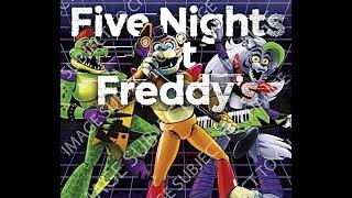 Első Látásra: Kicsoda GlamRock Freddy?