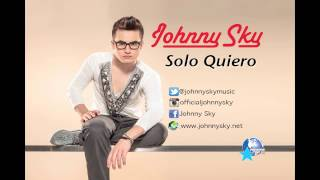 Johnny Sky - Solo quiero (Official Audio)