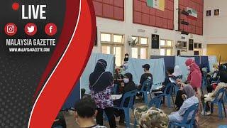 MGTV LIVE : Tinjauan Suntikan Vaksin di PPV SMK Bukit Rangin Kuantan, Pahang
