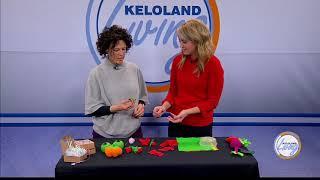KELOLAND Living: DIY Felt Play Food