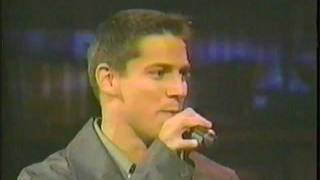 98 Degrees on Regis & Kathie Lee *Because of You*