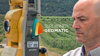 Vídeo corporativo de Surlanner Geomatic
