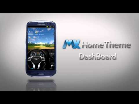 Video of MXHome Launcher 3.1.8