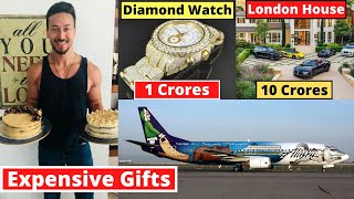 Tiger Shroff's 10 Most Expensive Birthday Gifts From Bollywood Stars - #happybirthday2021