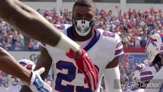 """NFL PUMP UP 2017-18 """"believer, unforgettable  and I'm coming home """""""