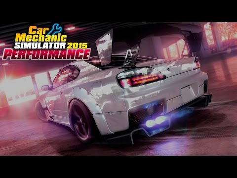 Car Mechanic Simulator 2015 - Performance DLC
