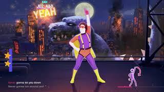Just Dance Unlimited - Never Gonna Give you Up ( Megastar 13K ) - Rick Astley