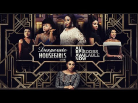 Desperate House Girls [S03E01] Latest 2016 Nigerian Nollywood Drama Series