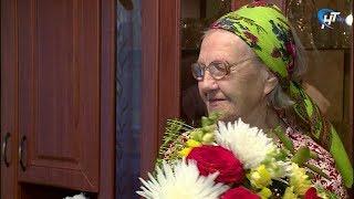 Владимир Путин поздравил новгородку-участницу Великой Отечественной войны Марию Никитину с 95-летием