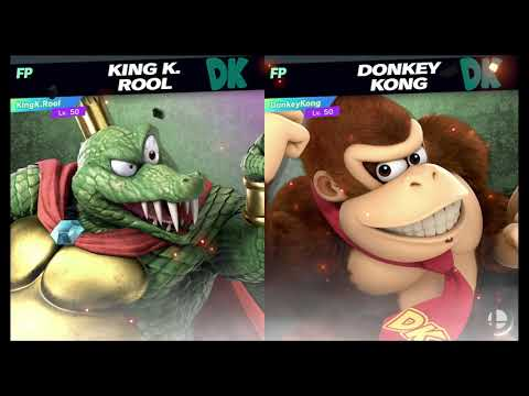 Super Smash Bros Ultimate Amiibo Fights Request 3729 John