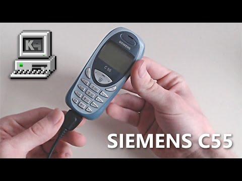 Siemens C55 - Mein erstes Handy • KEPU94