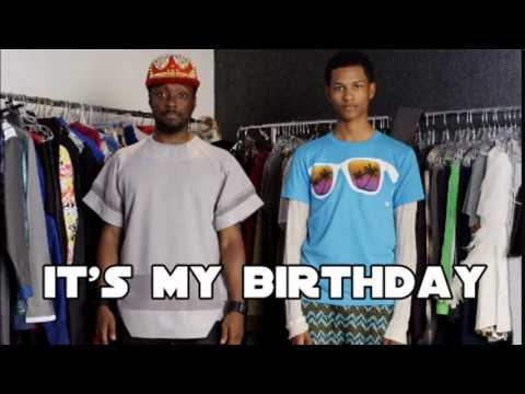 it's my birthday - will.i.am ft Cody Wise, lyrics/sub español