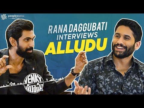 Rana Daggubati Interviews Naga Chaitanya | Venky Mama | Venkatesh | Payal | Raashi Khanna | Bobby