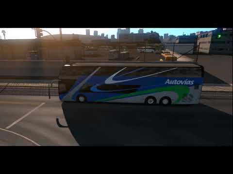 ATS 1 32 BETA | NEW ROAD US-95 [Yuma To Quartzsite] +
