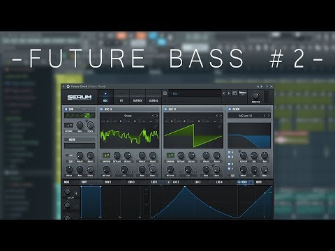 How To Make Future Bass Chords Free Preset Serum And Massive