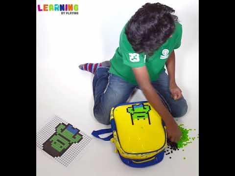 حقيبة أطفال الروضة للأولاد