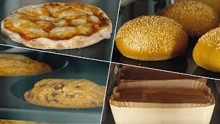 Rational   Baking in the SelfCookingCenter