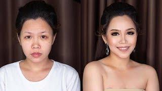 Trang Điểm Cho Đôi Mắt Không Đều Nhau - Hùng Việt Makeup