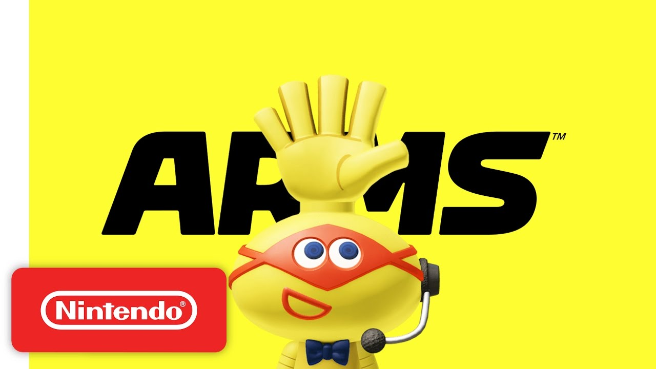 ARMS - Nintendo Direct 4.12.2017