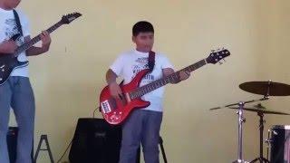 Pasko sa pinas bass guitar by gil david