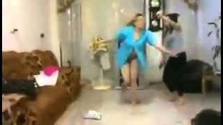 رقص دو دختر ايراني
