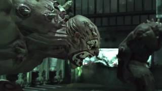 Трейлер игры Batman: Arkham Asylum
