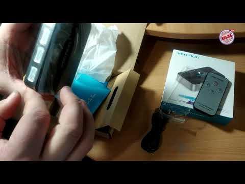 Сплиттер HDMI Vention - HILDA электрическая мини дрель #Сидимдома