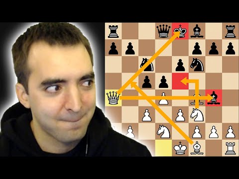 The Hidden Tricks & Traps of the London Opening   Chess Lesson with Andrea Botez