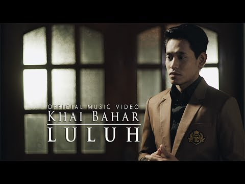 Khai Bahar - Luluh ( Official Music Video with lyric )