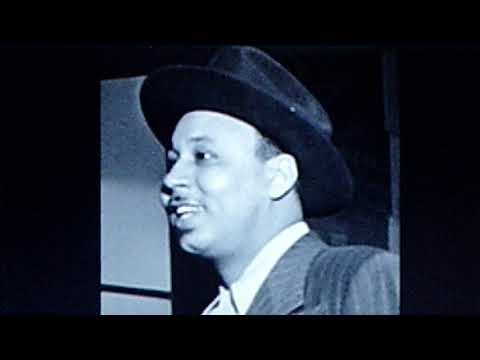 """Teddy Hill and his Orchestra, v./Bill Dillard:  """"Got Me Doing Things""""  (1935"""
