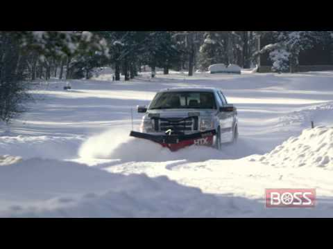 HTX V-Plow | BOSS Snowplow