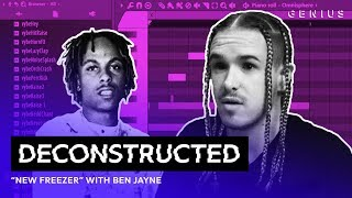"The Making Of Rich The Kid's ""New Freezer"" With Ben Jayne 
