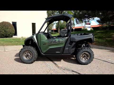2021 Yamaha Wolverine X2 850 XT-R in Eden Prairie, Minnesota - Video 1