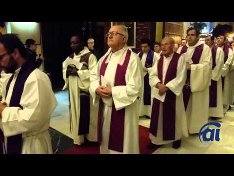 San Fernando abre las puertas al Año Jubilar de la Misericordia